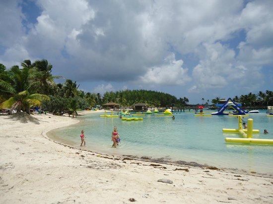 Blue Lagoon Island Beach Day Review
