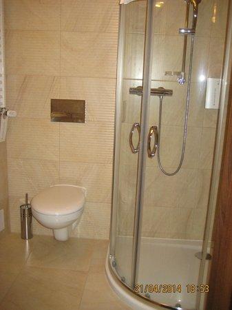 Golden Tulip Krakow City Center Hotel: Baño
