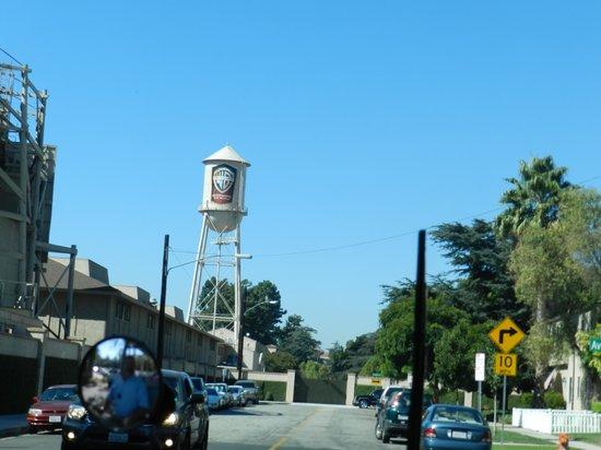 Warner Bros. Studio Tour Hollywood : WB Water Tower
