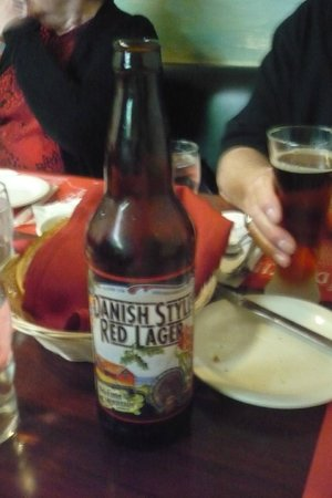 Red Viking Restaurant: Red Danish Beer