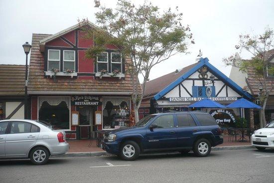 Red Viking Restaurant: Viking restaurant in Solvang