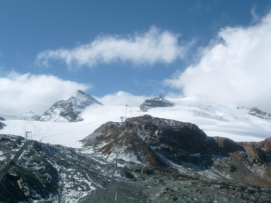 aussicht picture of matterhorn glacier paradise zermatt tripadvisor. Black Bedroom Furniture Sets. Home Design Ideas