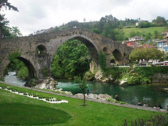 Puente romano: Ponte Romana