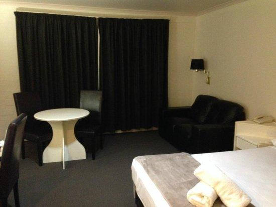 Best Western Ballina Island Motor Inn: living area