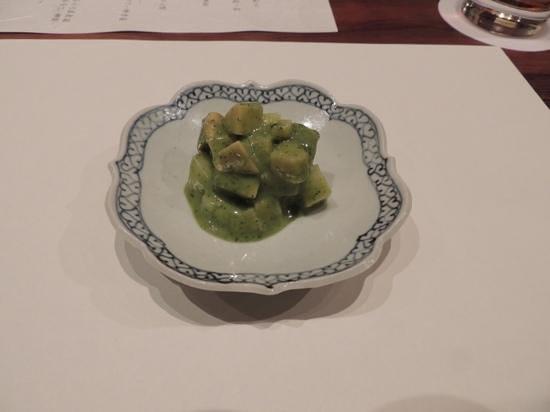 Gion Yata: 料理1