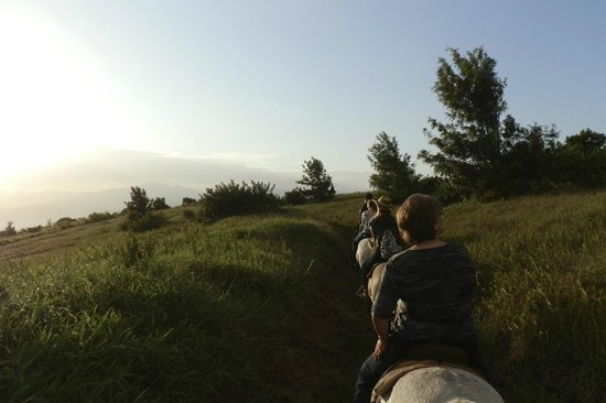 Ironwood Ranch: Riding off into the sunset...