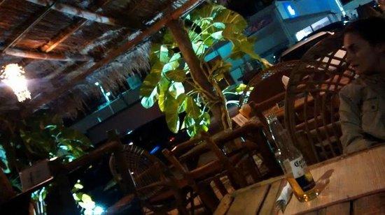 Pacha Tulum: El bar