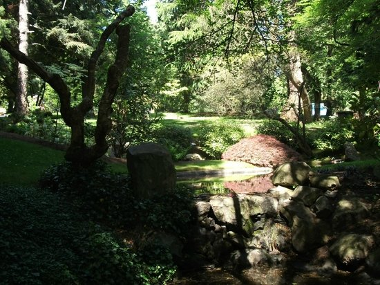 Friendship Gardens & Tipperary Park: In the park