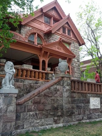 Molly Brown House Museum : Very cool house