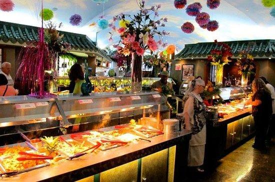 Mandarin Restaurant: Buffet