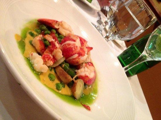 Le Mediterranean Bistro: Lobster of the evening