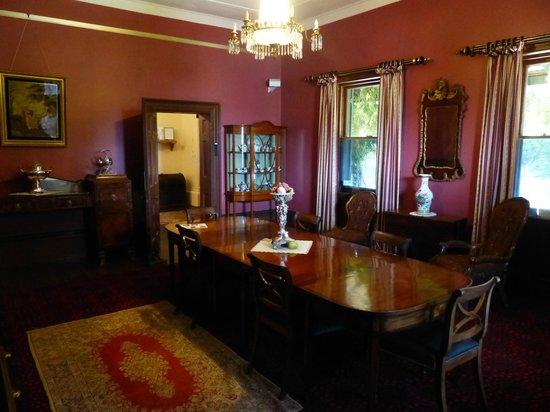 Entally Estate: Dining Room
