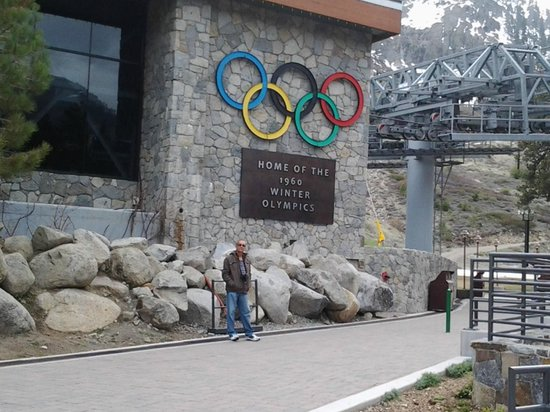 Red Wolf Lodge at Squaw Valley: Site of Winter Olympics Games of 1960
