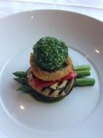 North Sydney Harbourview Hotel: Delicious Entree