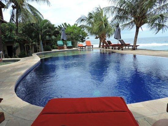Puri Wirata Dive Resort and Spa Amed: dive pool
