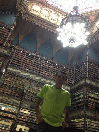 Real Gabinete Portugues Da Leitura : Gabinete Real