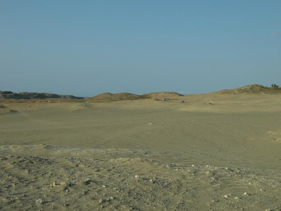 Picture Of Paoay Sand Dunes