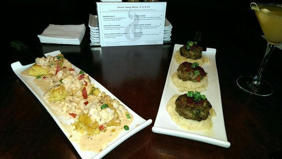 Stone's Cove Kitbar: Great appetizers