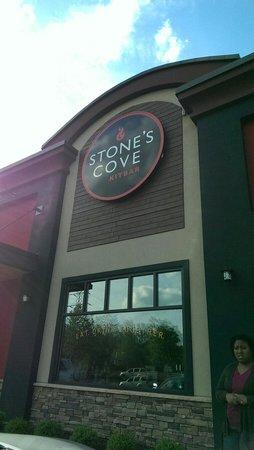 Stone's Cove Kitbar: Exterior