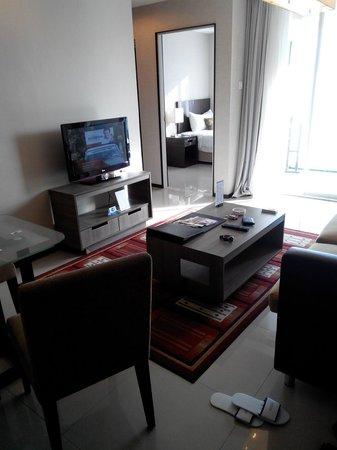 Aston Balikpapan Hotel & Residence: Eksekutif room
