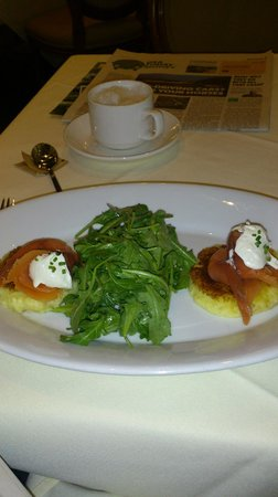 The Westin South Coast Plaza : Delicious breakfast at affordable price