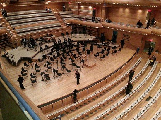 L'Orchestre Symphonique de Montreal (OSM): platform