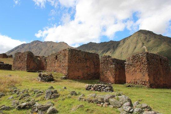 Pumamarca Ruins
