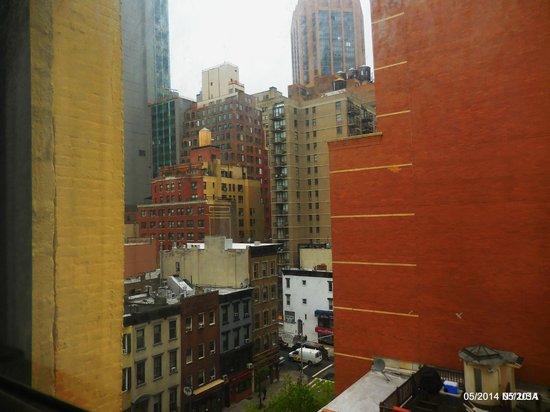 The Hotel @ New York City: VISTA DO QUARTO DO HOTEL