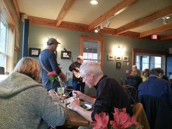Olde Post Office Cafe: Ed DesJardins one of Maine's best
