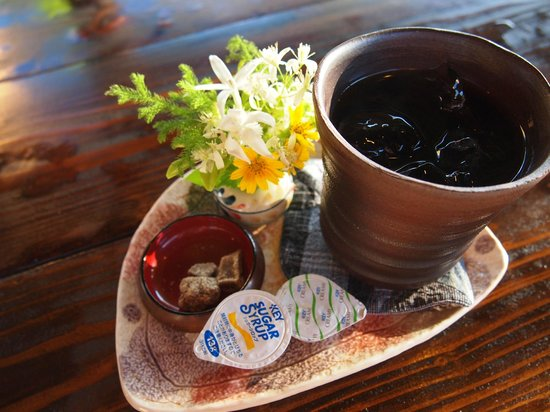 Kajinho: アイスコーヒー