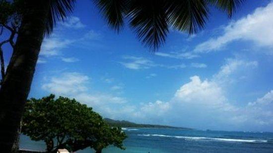 ClubHotel Riu Merengue: Beach view