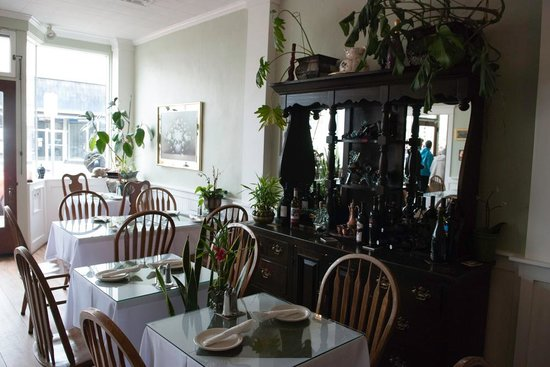 Drina Daisy Bosnian Restaurant: Inside