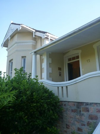 Braeside Guest House: front of hotel