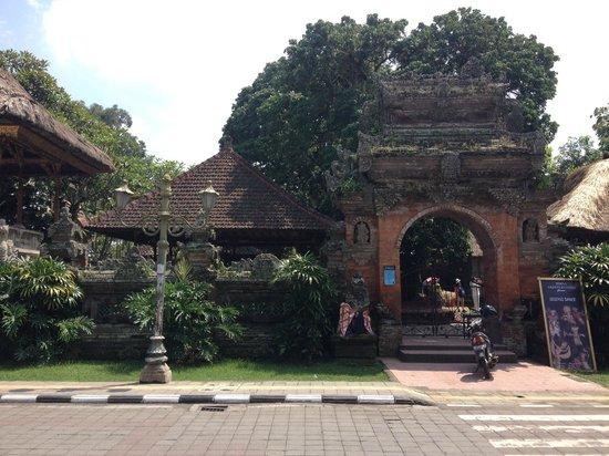 Puri Saren Palace: The Palace