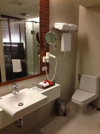 Sacha's Hotel Uno : basic amenity