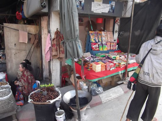 Tachileik Market : market