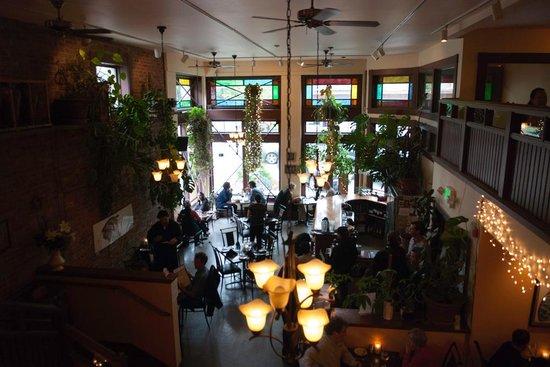 Silverwater Cafe: Inside the restaurant