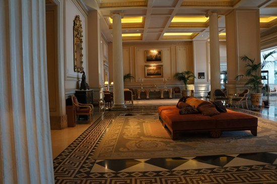 Hotel Grande Bretagne, A Luxury Collection Hotel: Hotel Lobby
