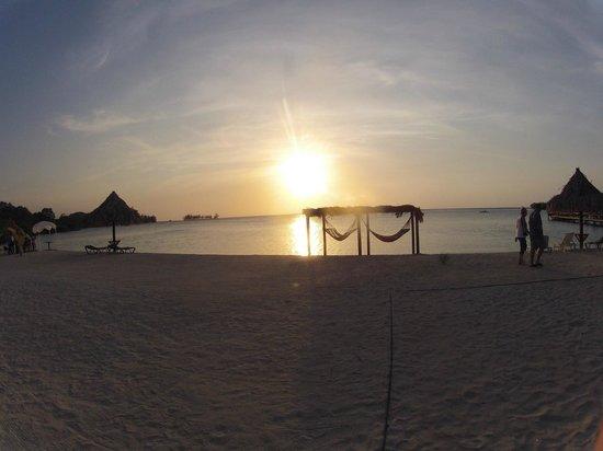 Turquoise Bay Dive & Beach Resort: Beach