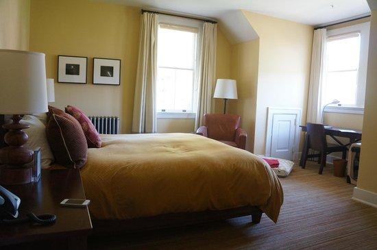 Cavallo Point: Loft Master bedroom