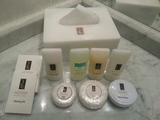 Hotel Regal Pacific: Amenities