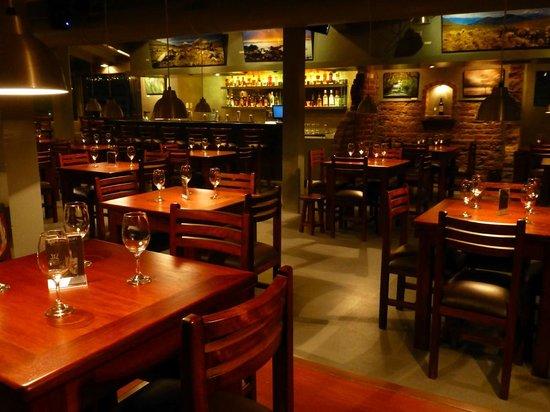 EL Deck: restaurante frances quito