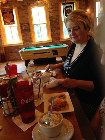 Greenville History Tours: History & Food at Ford's