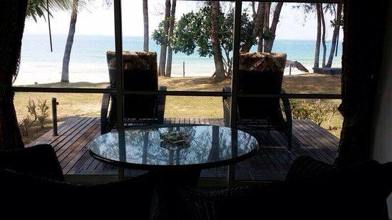 Sari Pacifica Hotel Resort Spa Sibu Island View From Seafront Villa