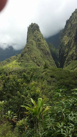 Iao Valley State Monument: Iao Needle