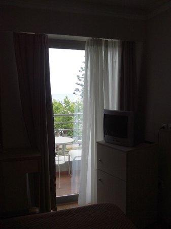 Triton Hotel : balcony