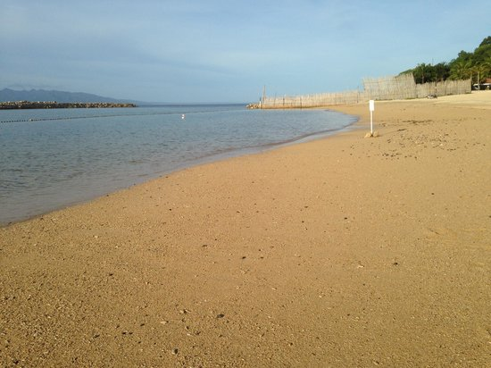 Misibis Bay Resort: Beachfront - Morning