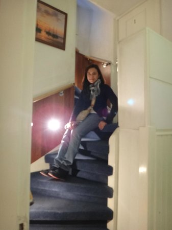 ITC Hotel : small stairs