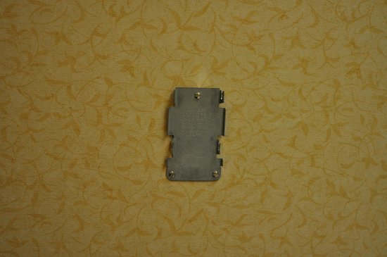 Hampton Inn and Suites Valley Forge/Oaks : Wall attachment for the missing Hair Dryer