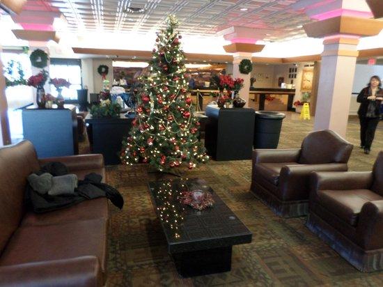 Best Western Premier Grand Canyon Squire Inn : Lobby